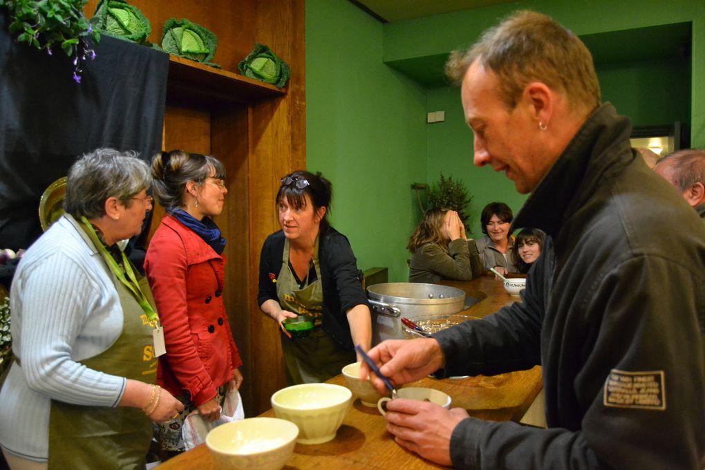 Mange ta soupe ! tient vivement à remercier l'ensemble de ses généreux invités, partenaires, et son fidèle et chaleureux public pour cette belle et 4ème édition généreusement partagée.  Une édition haute en saveur et couleur. Une édition