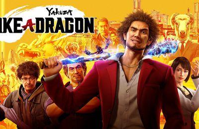 [Test] Yakuza Like a Dragon