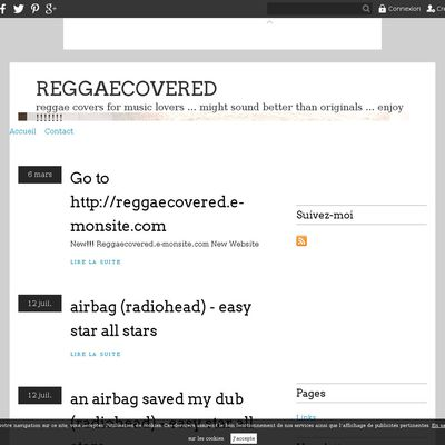 REGGAECOVERED