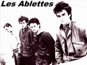 les ablettes, un groupe de rock français des années 1980 initialement les ablettes masquées pour ce groupe originaire de Fumel en lot et Garonne