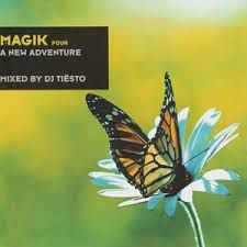 Tiësto compilation: MAGIK 4, mix, tracklist, buy, A New Adventure