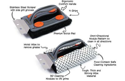 How and Why the BBQ Grate & Grill Cleaner is Important for Cleaning?