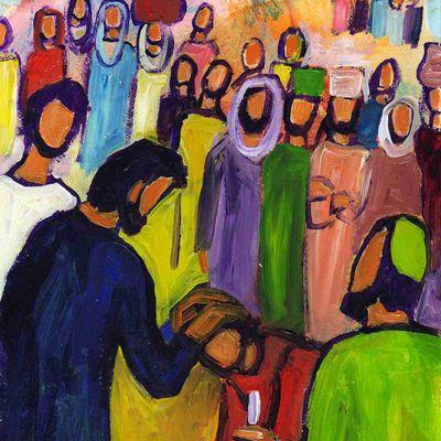 L'Ascension de Jésus dans le ciel de nos âmes - Homélie Ascension Année B