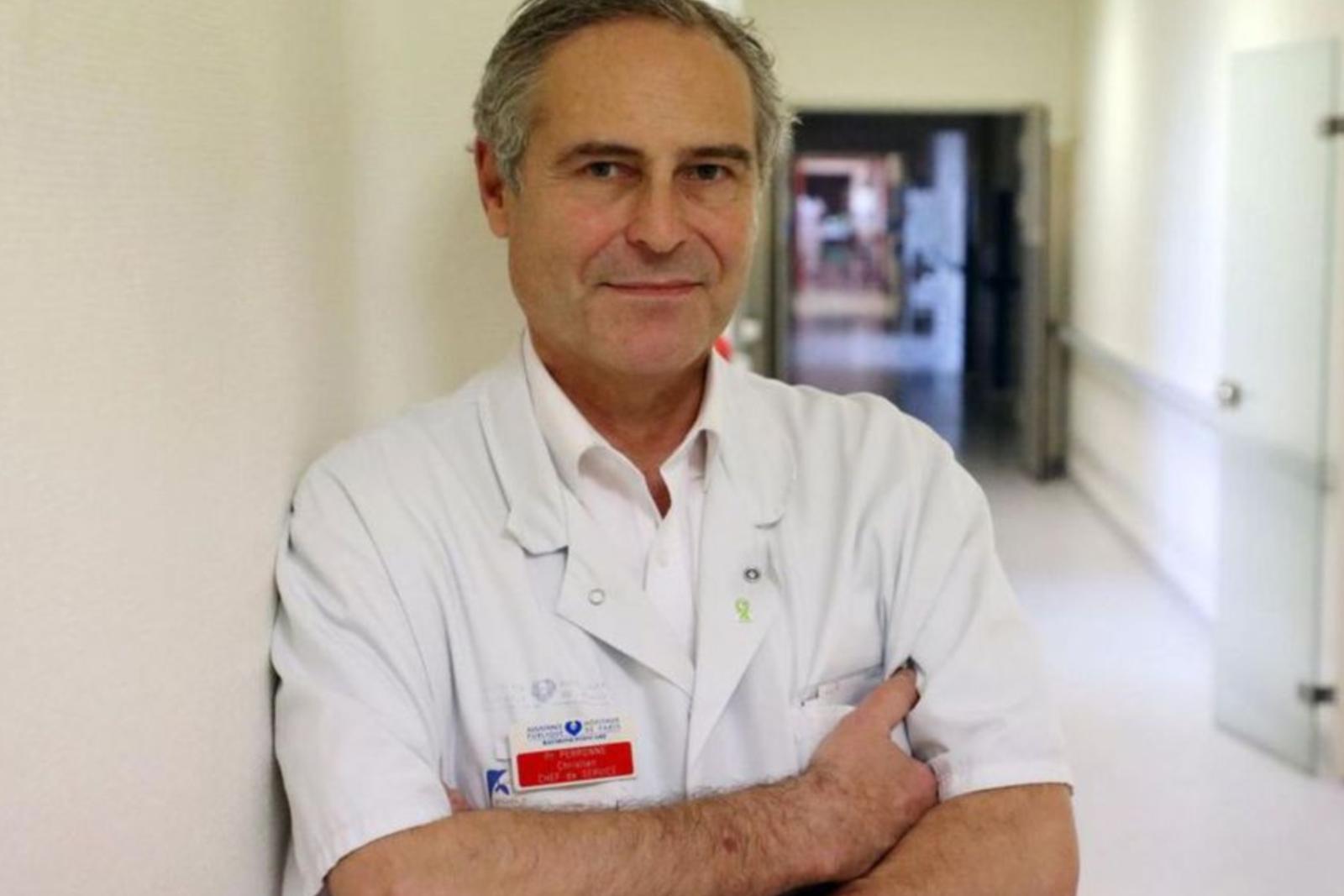 Christian Perronne ou l'honneur de la médecine