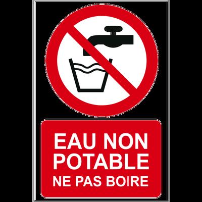 Eau non potable à Maurs