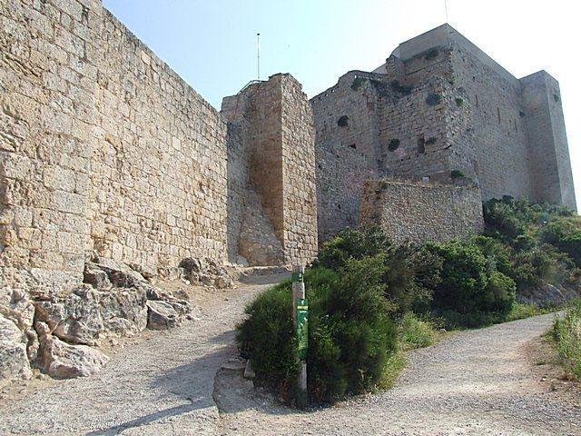Diaporama château de Miravet