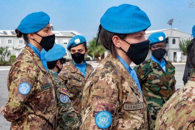 Libano:militari italiani in missione celebrano il 20°Anniversario della Risoluzione 1325
