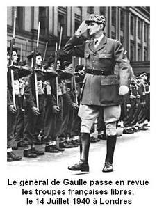 """Petite chronique de l'Histoire (9): le général de Gaulle """"il faut bien que je m'y colle"""""""