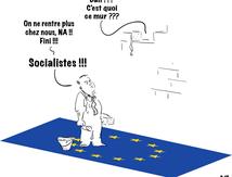 """""""Il faut remettre des garde-côtes et des gardes aux frontières"""" en Europe nous dit Xavier Bertrand"""