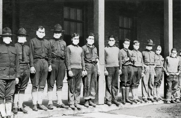 """La llamada """"Gripe Española"""" de 1918 fue una pandemia mundial causada por Rockefeller y el ejército americano"""