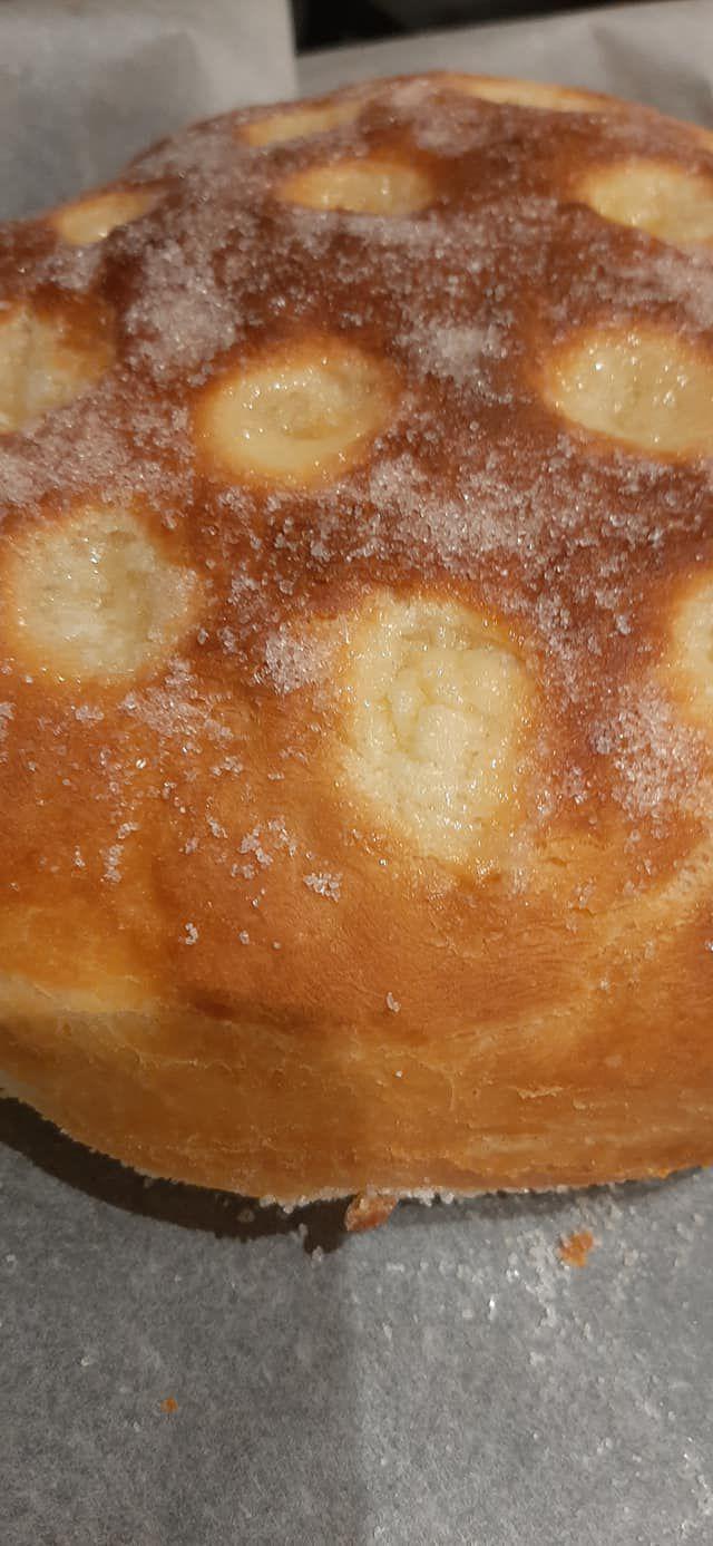 brioche au sucre de Cédric Grolet