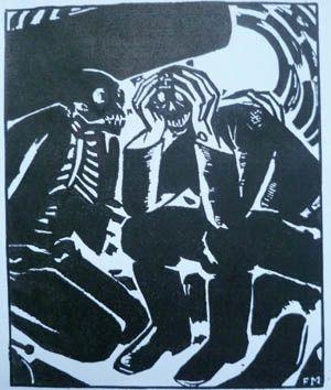 Appel à collectionneurs : dessins de Frans Masereel