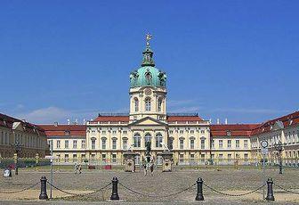 Il Castello di Charlottenburg a Berlino
