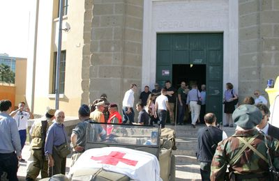 """Parte I - Latina, sabato 13: Conferenza """"1944 Battaglia per Roma"""""""