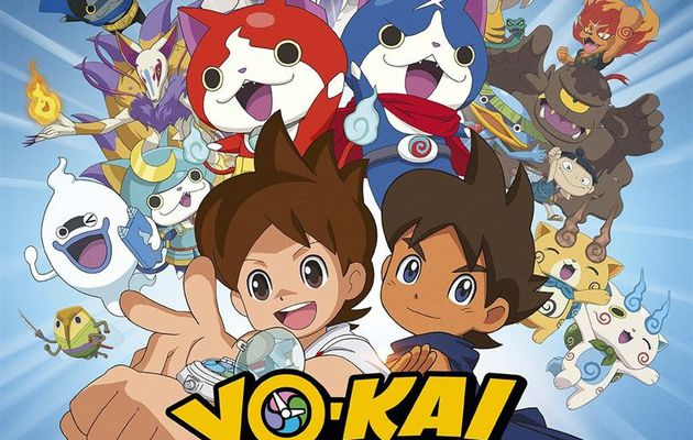 Yo-kai Watch le film
