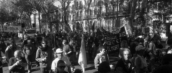 Manifestation anti-nucléaire du 15 octobre