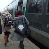Les trains se raréfient dans certaines régions