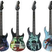 Peavey Electronics Unveiling New Licensed Products at SDCC