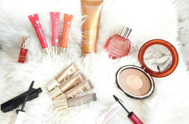 Beauty Haul Clarins