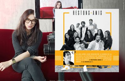 Interview vidéo exclusive de Lucie Bernardoni ! (Vidéo) #RestonsAmis