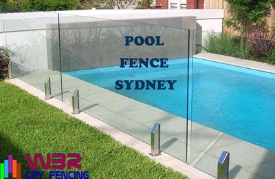 Why should you choose the material glass for your pool fence?