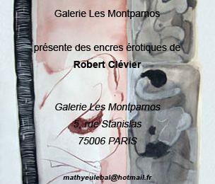 La Galerie présente Robert Clévier