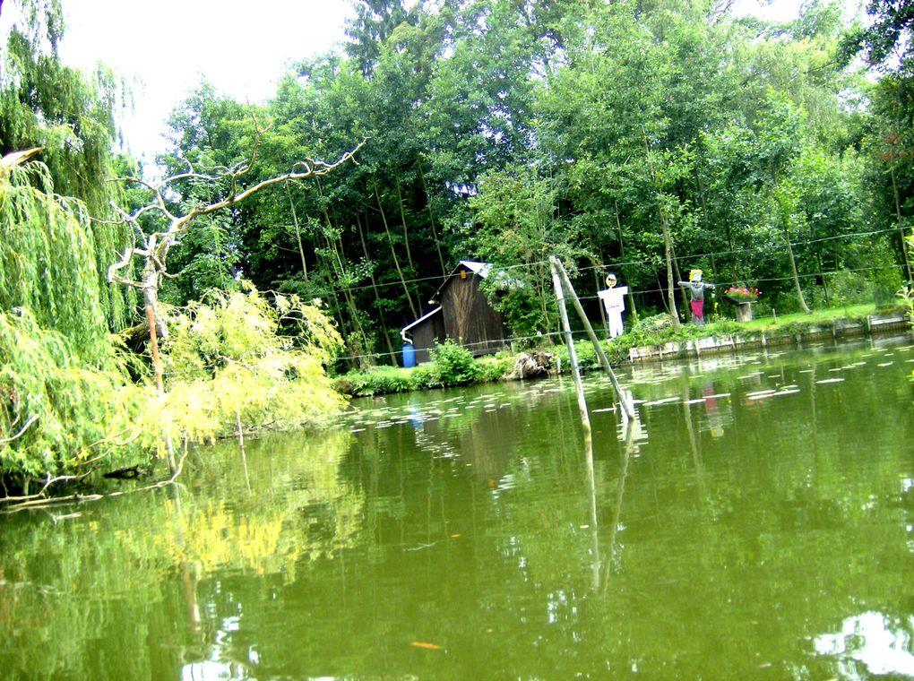 Album - Promenade-dans-les-hortillonnages d'Amiens 10/08/2011