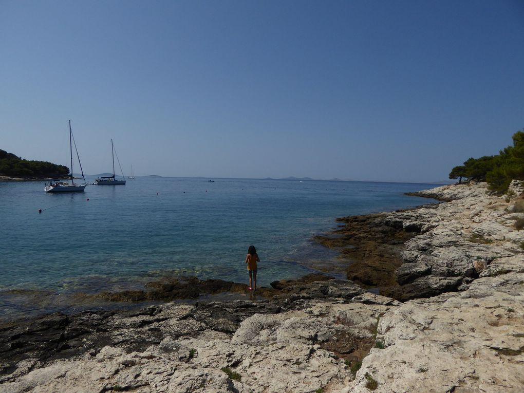 île de Murter - Croatie été 2015.