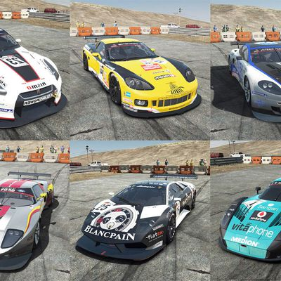 --- The GT1 Mod is out ---