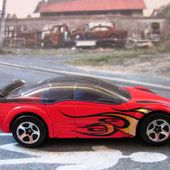 PONTIAC RAGEOUS HOT WHEELS 1/64 - car-collector.net