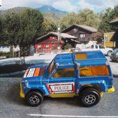 RANGE ROVER 4X4 TOUT TERRAIN POLICE MAJORETTE - car-collector.net