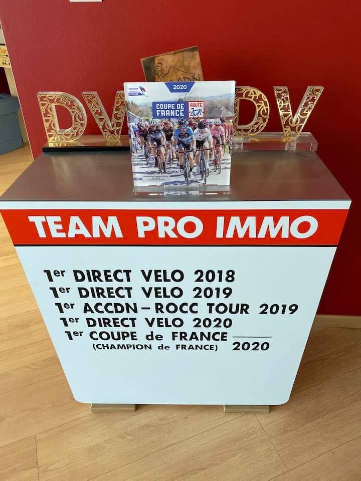 Long week-end breton pour le Team Pro Immo Nicolas Roux