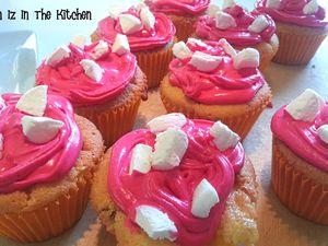 11. Cupcakes Citron & Schtroumpfs / 12. Cupcakes Chamallow & Chocolat au lait