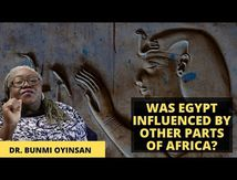 Sankofa Pan African Series - Was Egypt influenced by other parts of Africa ?