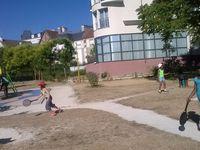 Les CE1 au Parc des Bords de Marne