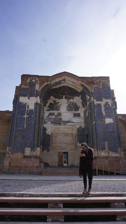 Album IRAN 1 : du 10 au 20 mars 2019