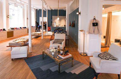 Shopping ou e-commerce ? Des appartements tres particuliers vous accueillent mieux que dans les boutiques !