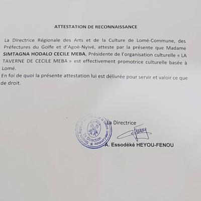 """""""LES TAVERNES DE CÉCILE MÈBA"""""""