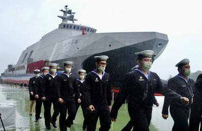 Taïwan prêt à en découdre avec la Chine