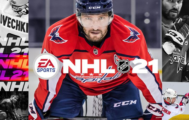 [TEST] NHL 21 XBOX ONE X : ça patine sur place...