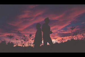 Peter Hollens & Madilyn Bailey - Photograph