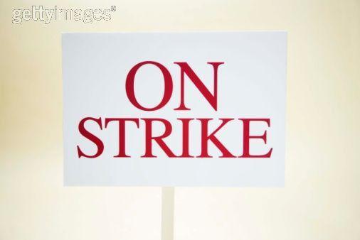 En grève / On se mobilise !!!!