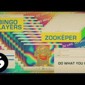 Bingo Players & Zookëper - Do What You Like (Official Music Video)
