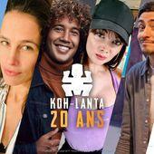 Le casting all stars du Koh-Lanta spécial 20 ans ! #KohLanta20ans - SANSURE.FR