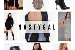 BLACK FRIDAY NASTYGAL SELECTION !
