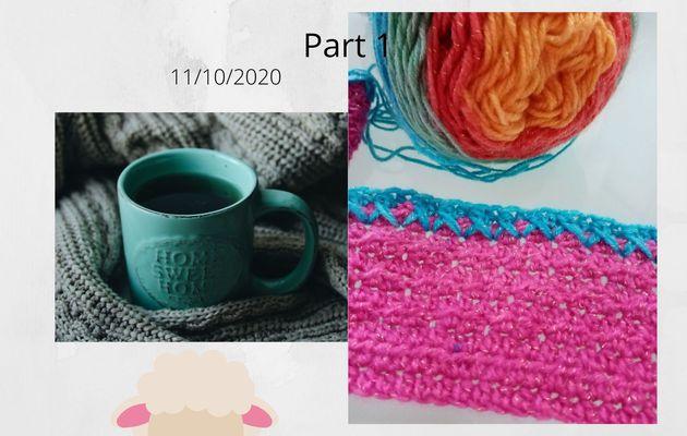 Glitter Blanket partie 1