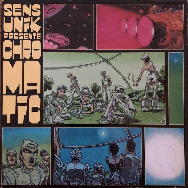Sens Unik - Chronomatik (1994) - le rap c'était mieux avant
