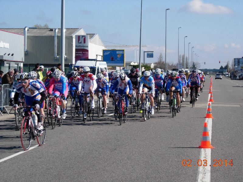 24ème  Prix de Chassieu 2 mars 2014 241 participants