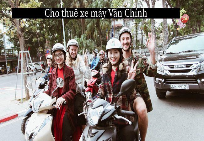 Những Địa chỉ cho thuê xe máy uy tín tại Hà Nội