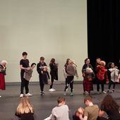 PT6 A WORKSHOP WITH A REAL ACTOR: Workshop with puppets - Erasmus+ BODY